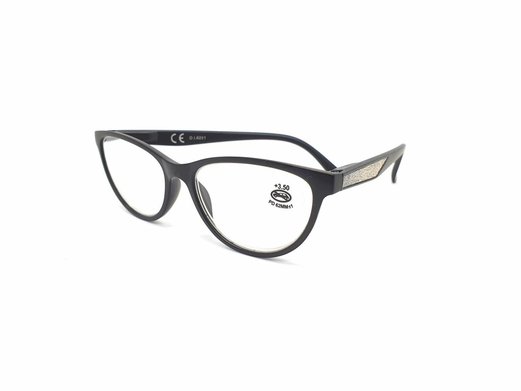 Dioptrické brýle SV2024/ +3,00 s flexem black