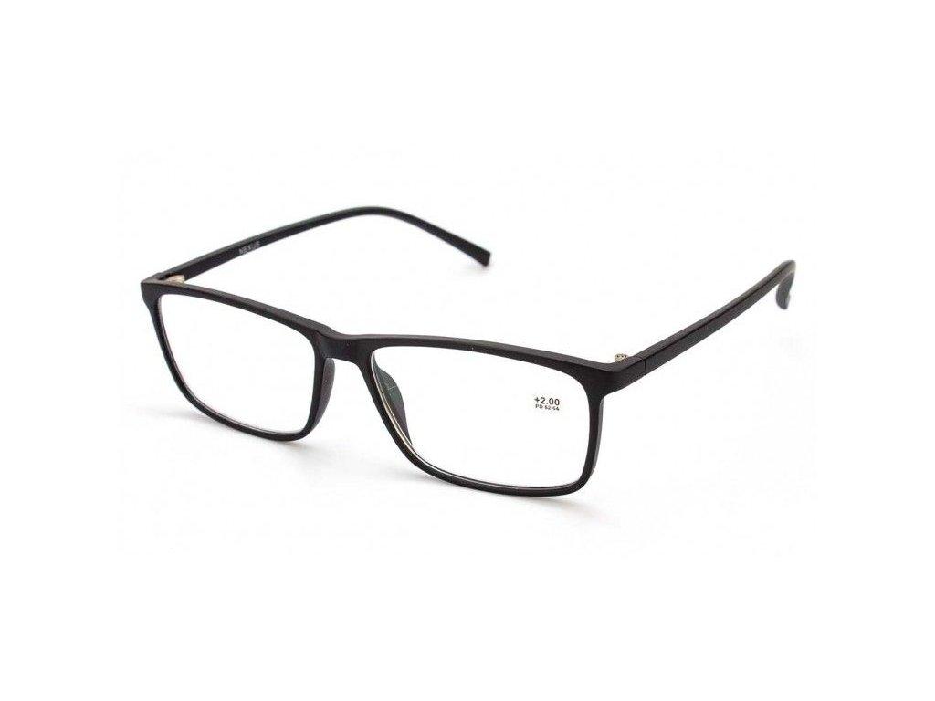 Dioptrické brýle Gvest 19210 / +4,00 BLACK