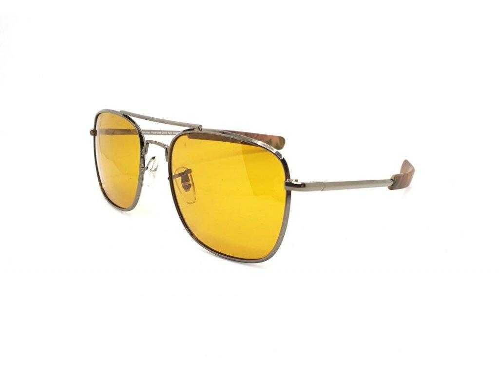 Polarizační brýle pro řidiče,rybáře a lovce black
