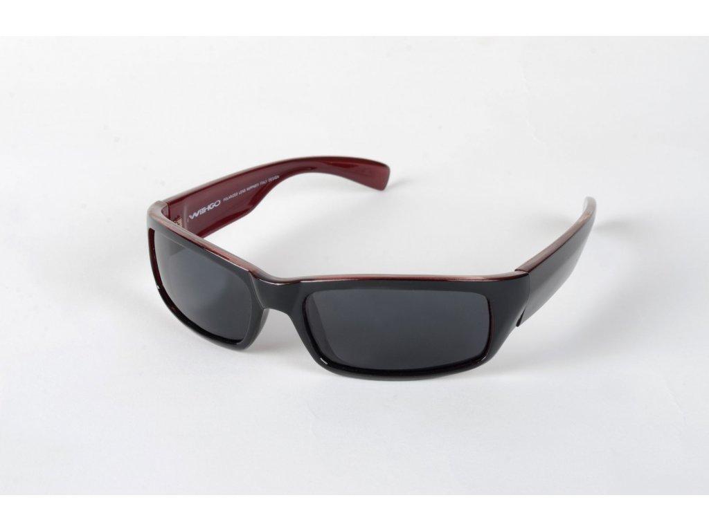 Polarizační brýle 4011 tmavomodré čočky ČČO Cat.3