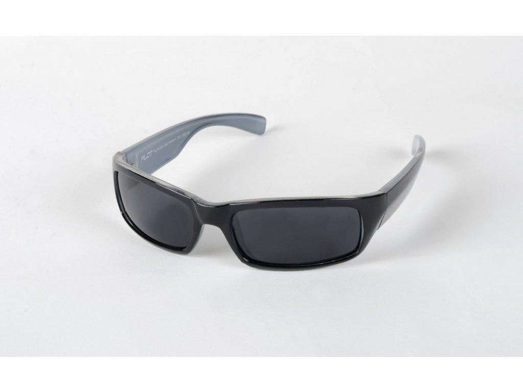 Polarizační brýle 4011 tmavomodré čočky ČŠO Cat.3
