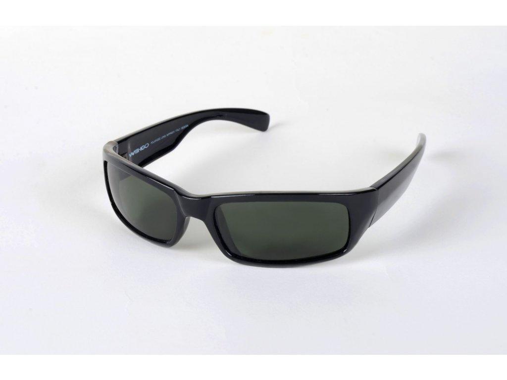 Polarizační brýle 4011 zelené čočky Cat.3