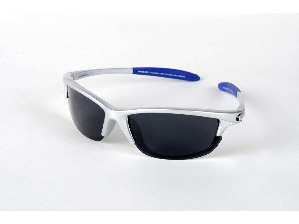 Polarizační brýle 4021 tmavomodré čočky SO Cat.3