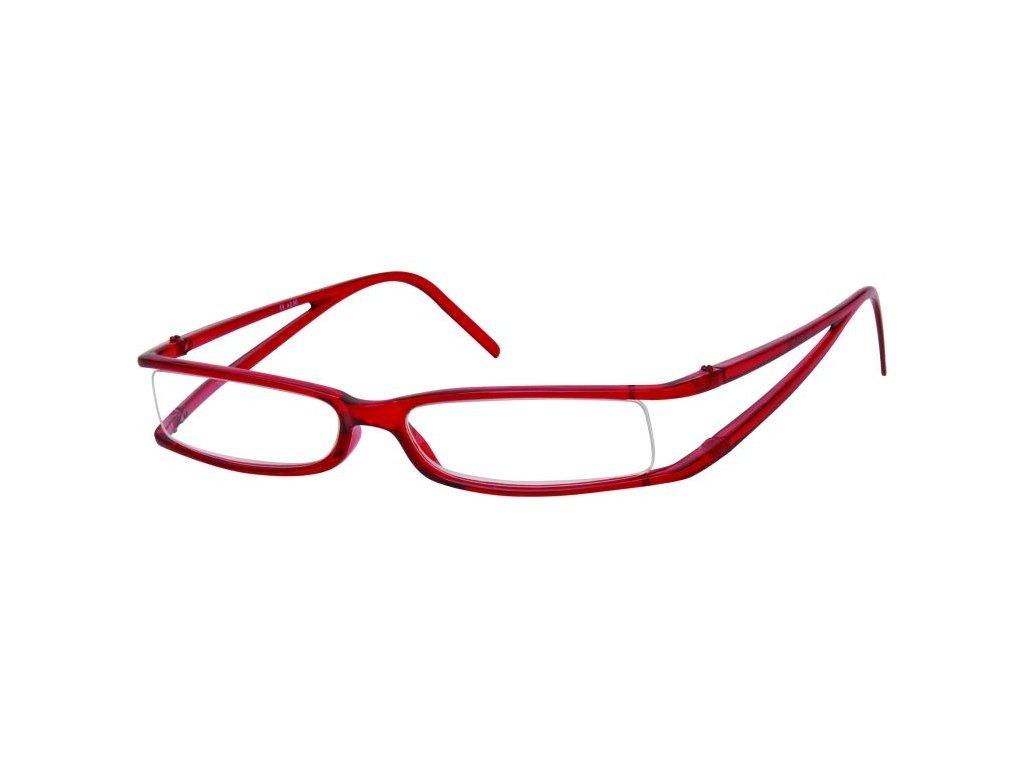 MONTANA EYEWEAR Dioptrické brýle R13R Red +1,50