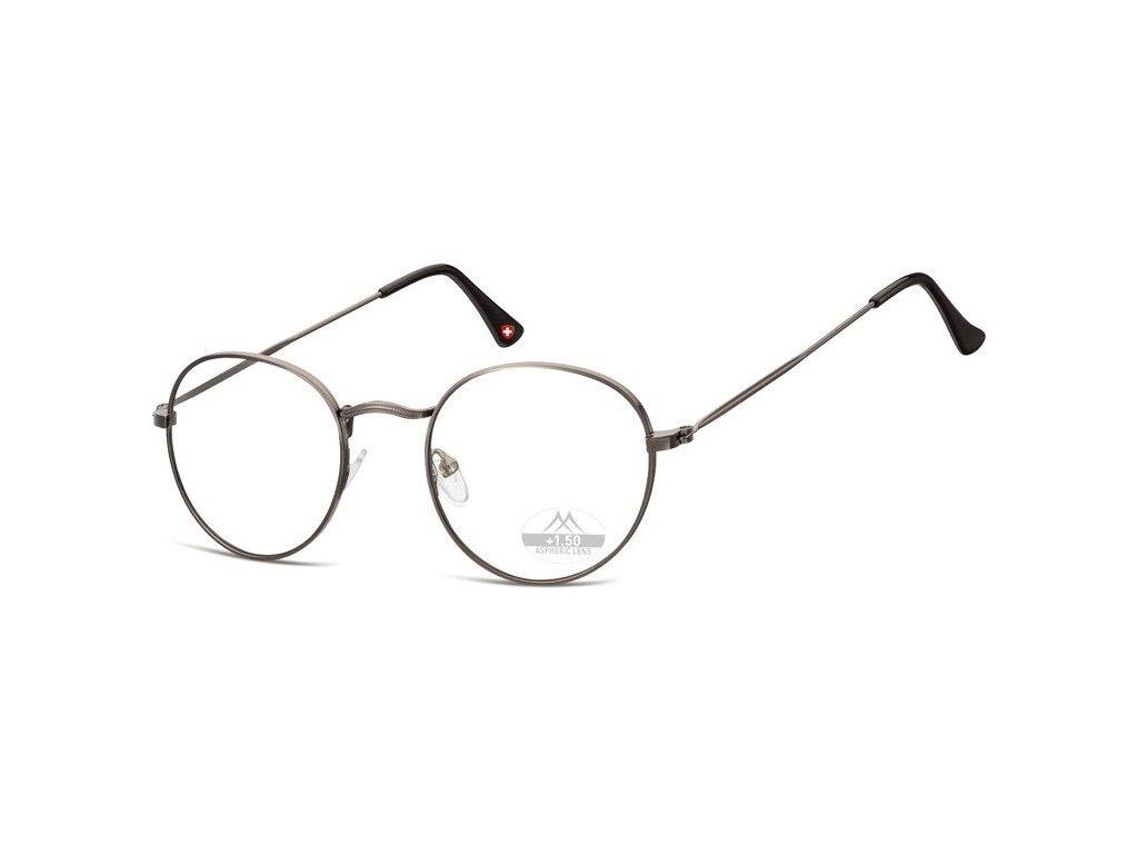 MONTANA EYEWEAR Dioptrické brýle HMR54 +3,50