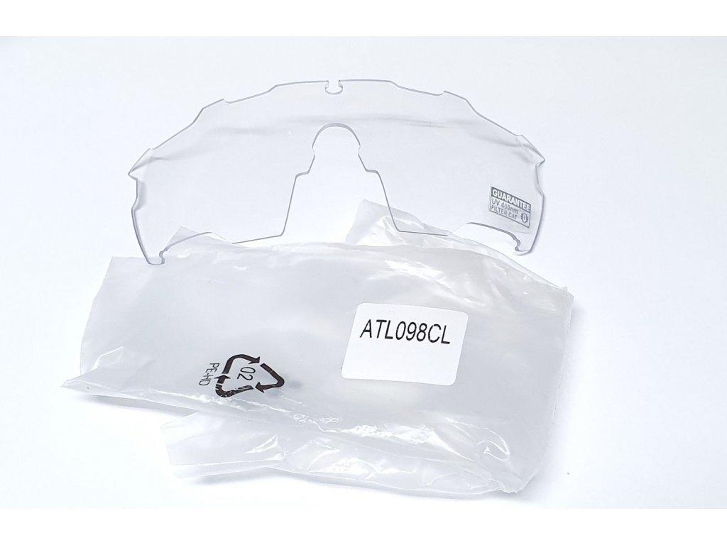 Náhradní čočky na brýle R2 ROCKET ATL098CL čiré