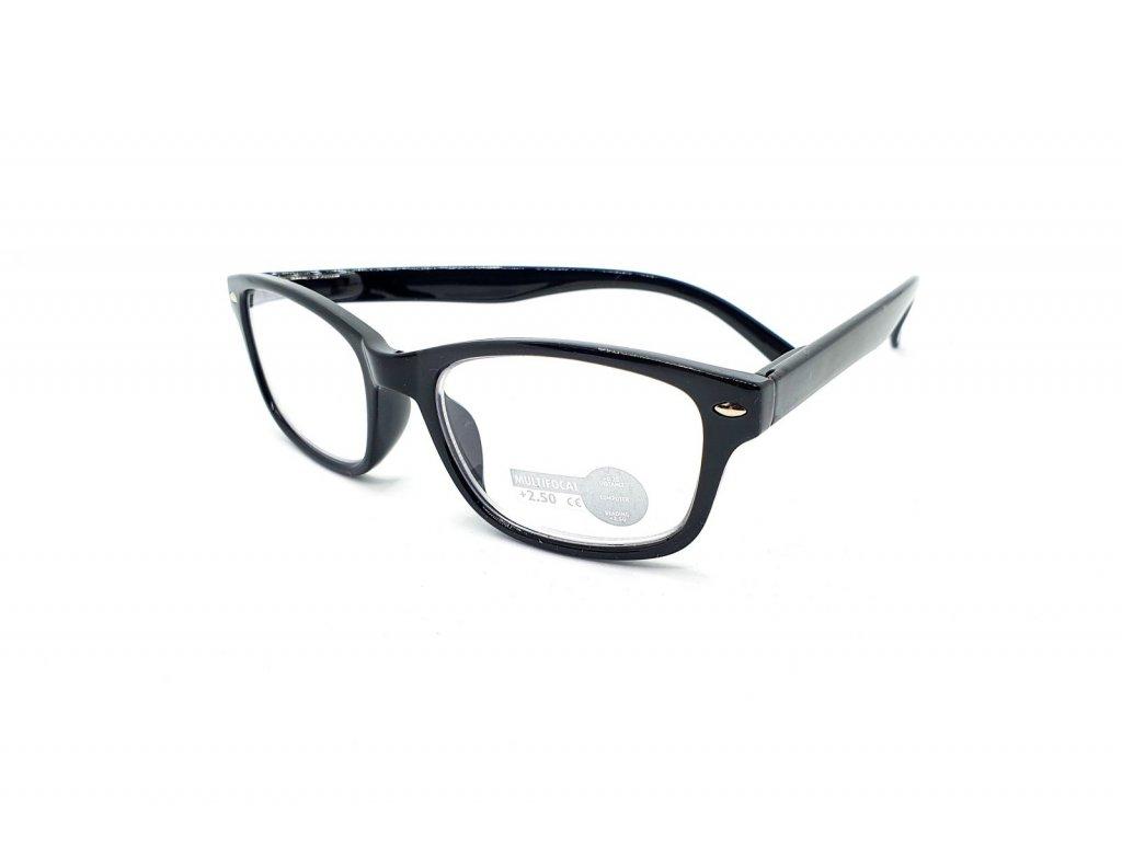 Multifokální brýle P2.02 +2,00 BLACK