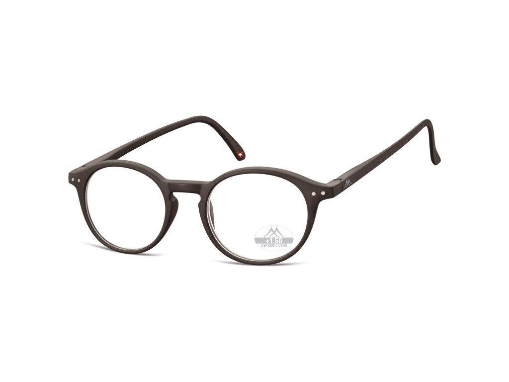 MONTANA EYEWEAR Dioptrické brýle MR65 +1,00 flex