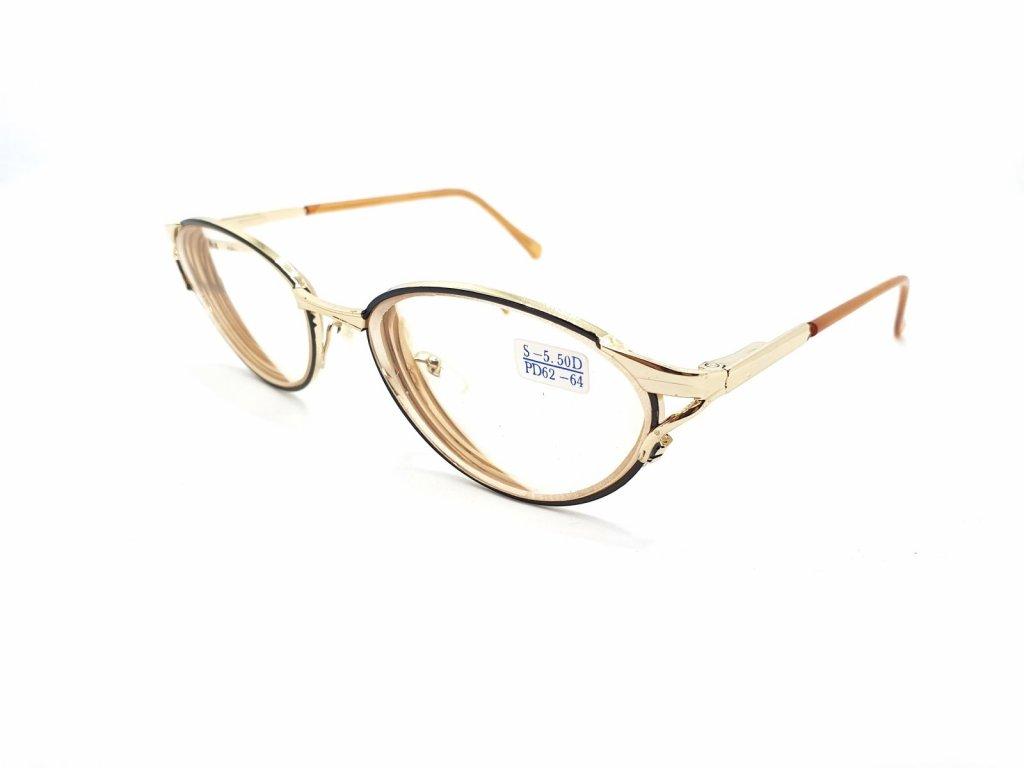 Dioptrické brýle GOOD LUCK 9006/ -5,50 sklo