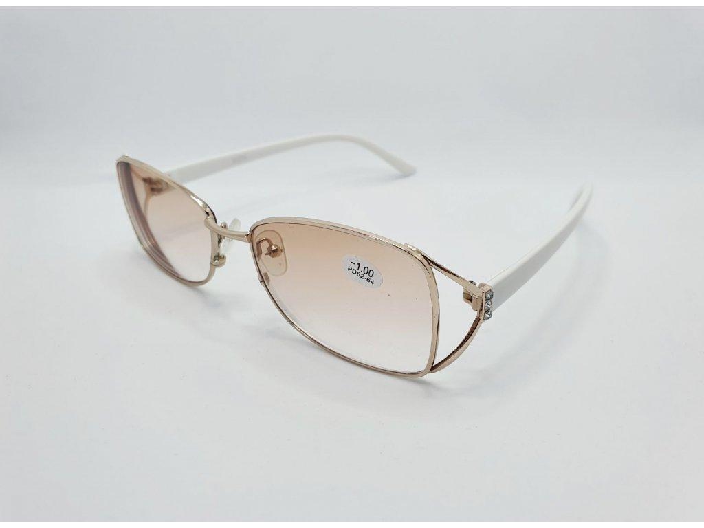 Dioptrické brýle VISTA F8141/ -1,00 ZATMAVENÉ ČOČKY