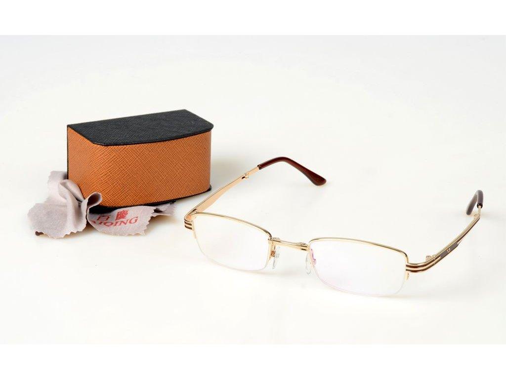 SKLÁDACÍ dioptrické brýle BAIGING 6629 +2,50