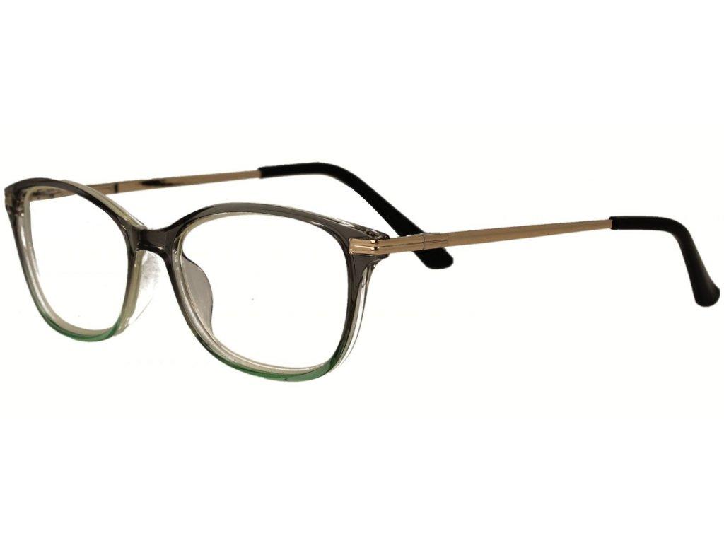 Brýle na počítač IDENTITY MC3001B /+1,00 flex