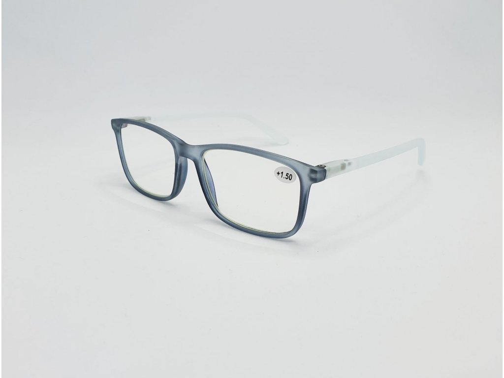 Brýle na počítač IDENTITY MC2172B /+3,00 blue/lightblue