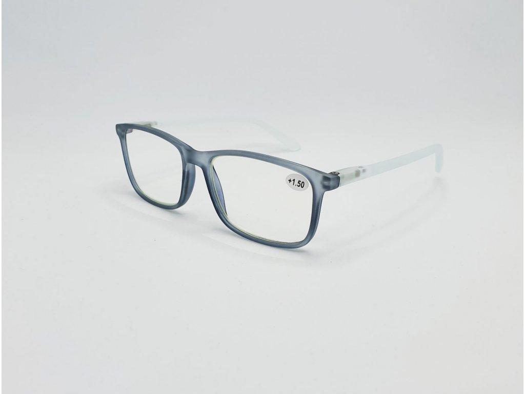 Brýle na počítač IDENTITY MC2172B /+3,50 blue/lightblue