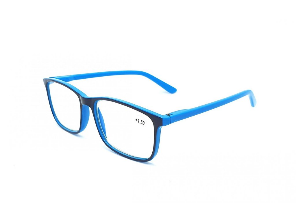 Brýle na počítač IDENTITY MC2172B /+4,00 blue