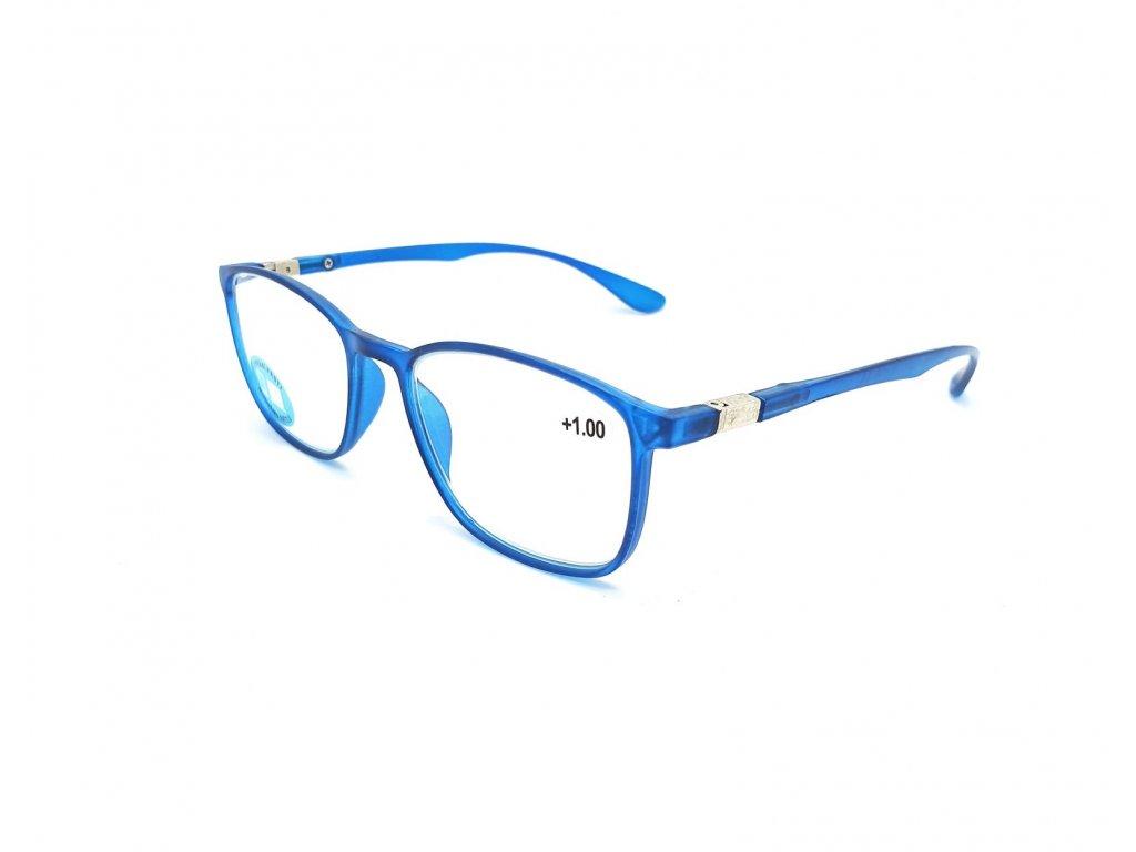 Brýle na počítač IDENTITY MC2176B /+4,00 blue