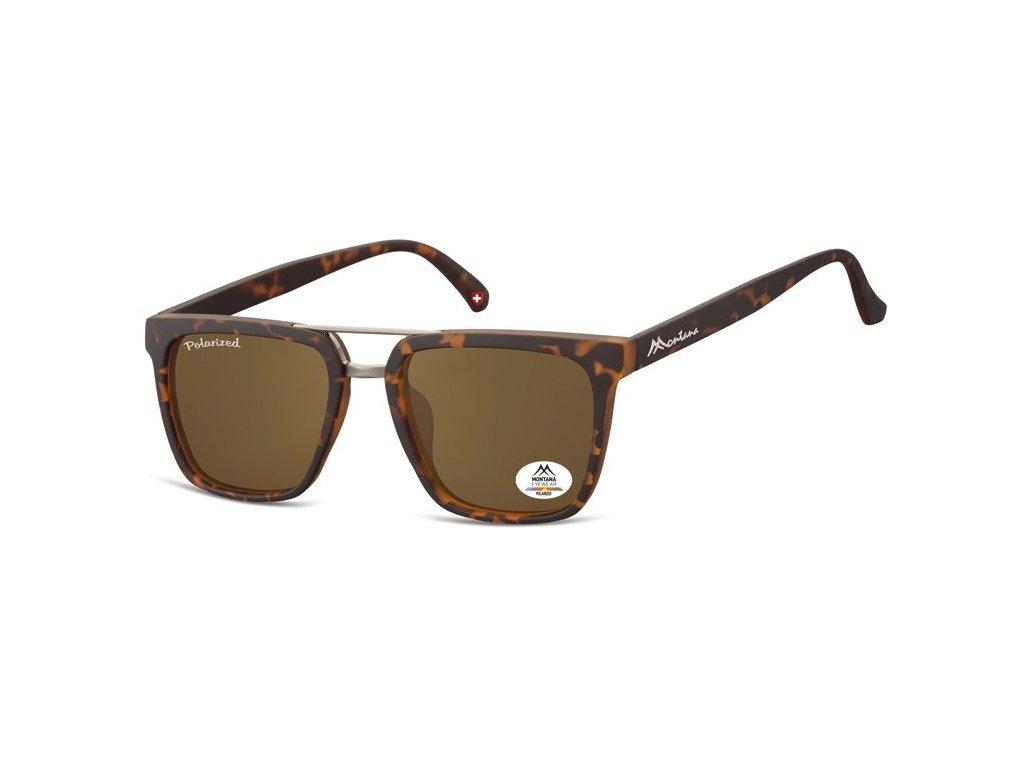 MONTANA EYEWEAR Polarizační brýle MONTANA MP45B Cat.3
