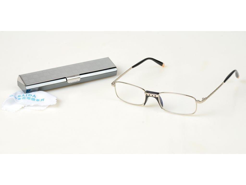 Dioptrické brýle BAIDA 3019 +1,00