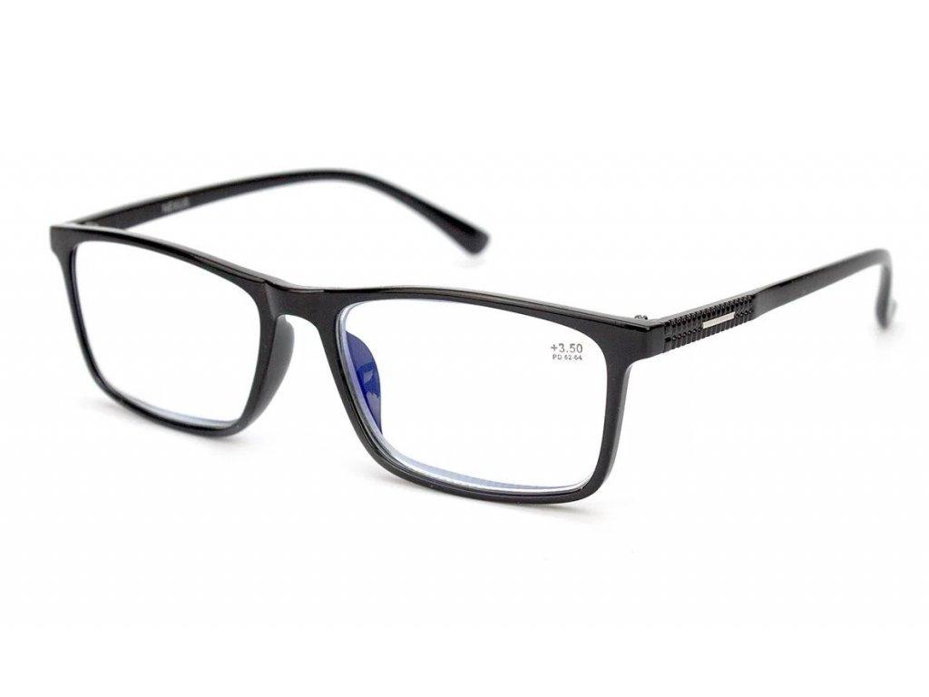Dioptrické brýle na krátkozrakost NEXUS 19414 / -1,00 s antireflexní vrstvou