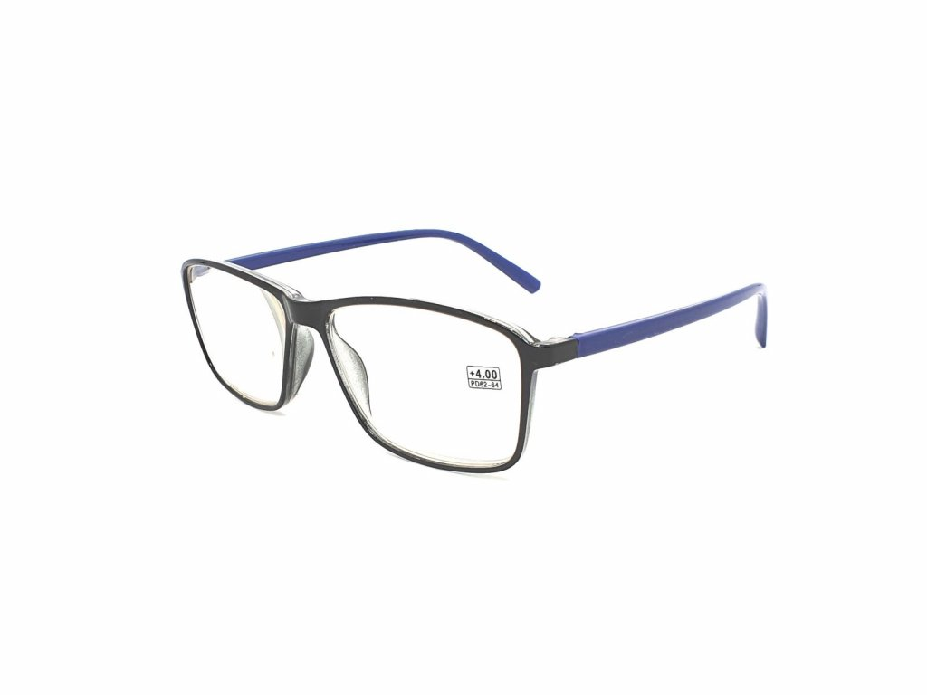 Dioptrické brýle 17218 / +2,75 blue