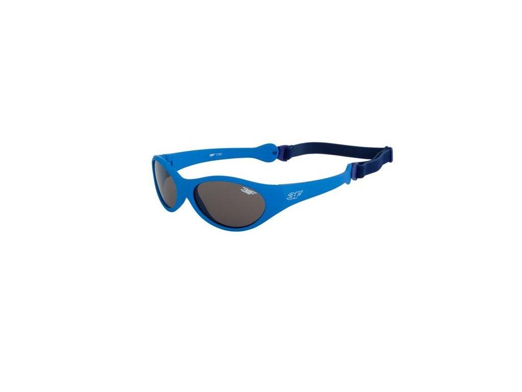 3F Dětské sportovní brýle Rubber 1780 Cat.3 2-3 roky