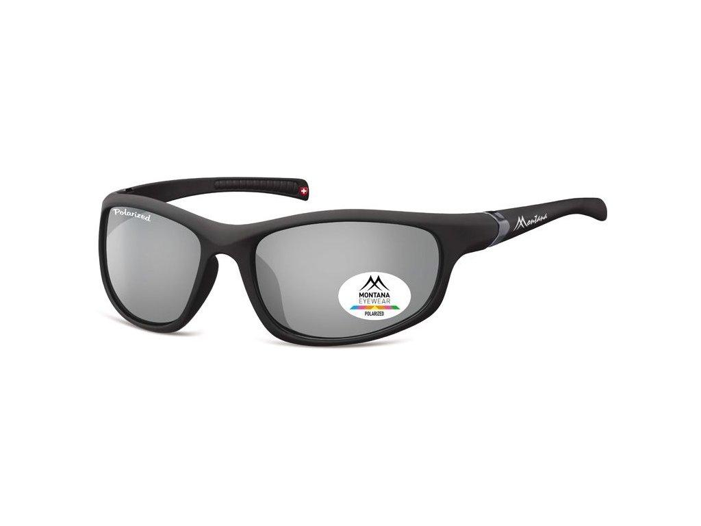 MONTANA EYEWEAR Sportovní polarizační brýle MONTANA SP310C Cat.3 + pouzdro