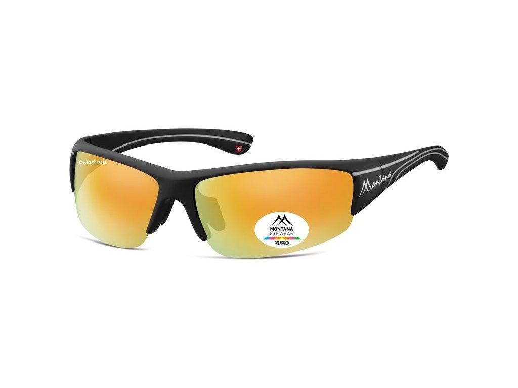 MONTANA EYEWEAR Sportovní polarizační brýle MONTANA SP300A