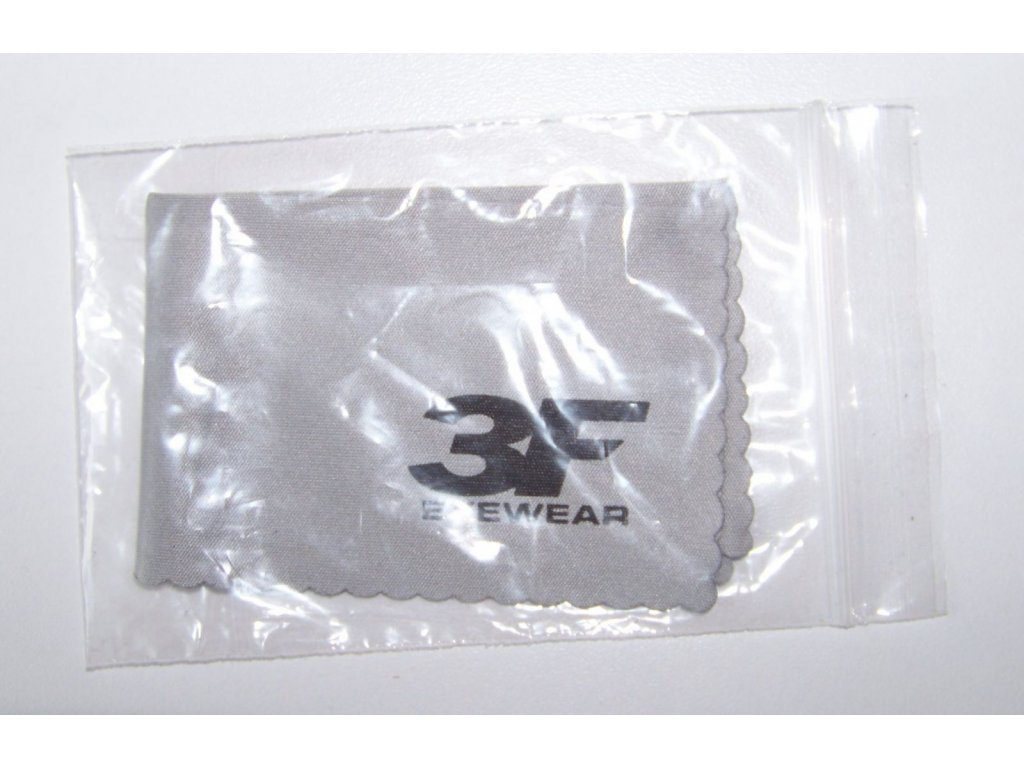 Utěrka na brýle z mikrovlákna 3F