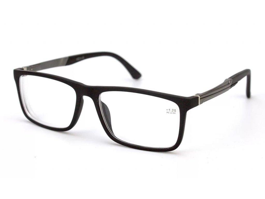 Dioptrické brýle Nexus 19415 / +1,25 BLACK