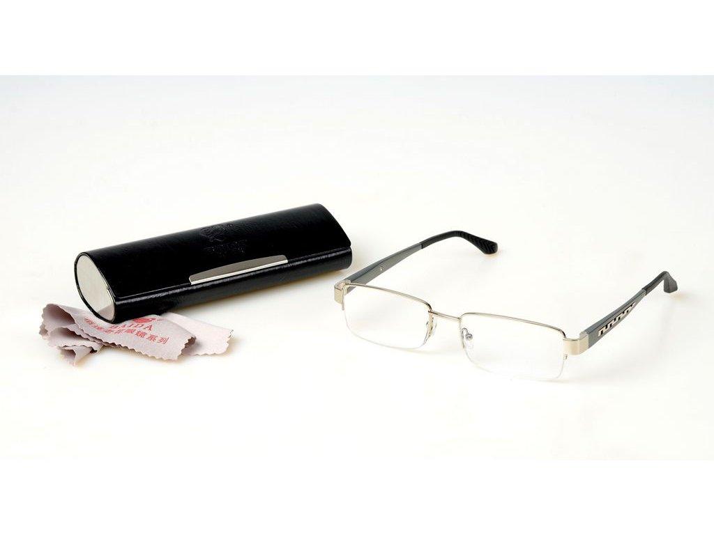 Dioptrické brýle BAIDA 3322 +2,50 otevřené dole