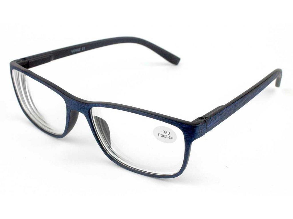 Dioptrické brýle Verse 1740 / +5,00 modrý