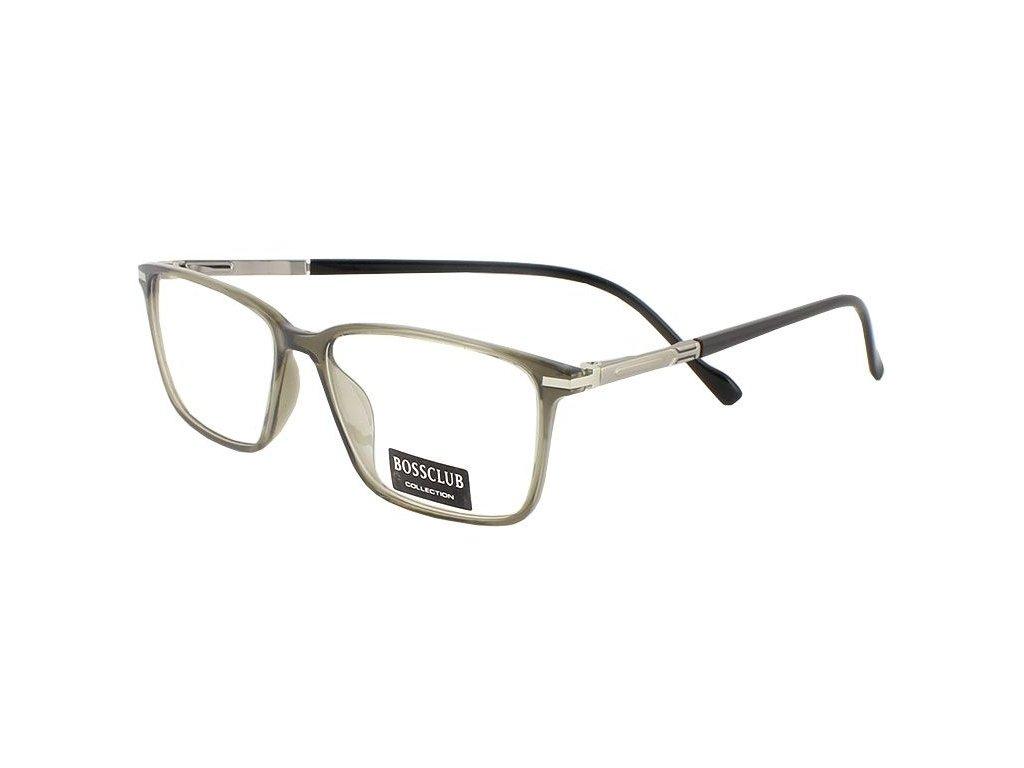 Pánské obroučky na dioptrických brýlí BOSSCLUB 2218-C5