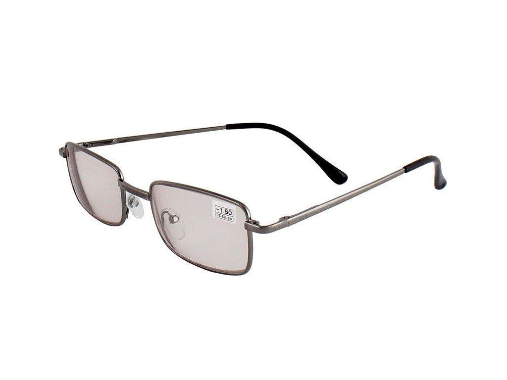 Samozabarvovací dioptrické brýle Fabrika 1001 SKLO -3,50