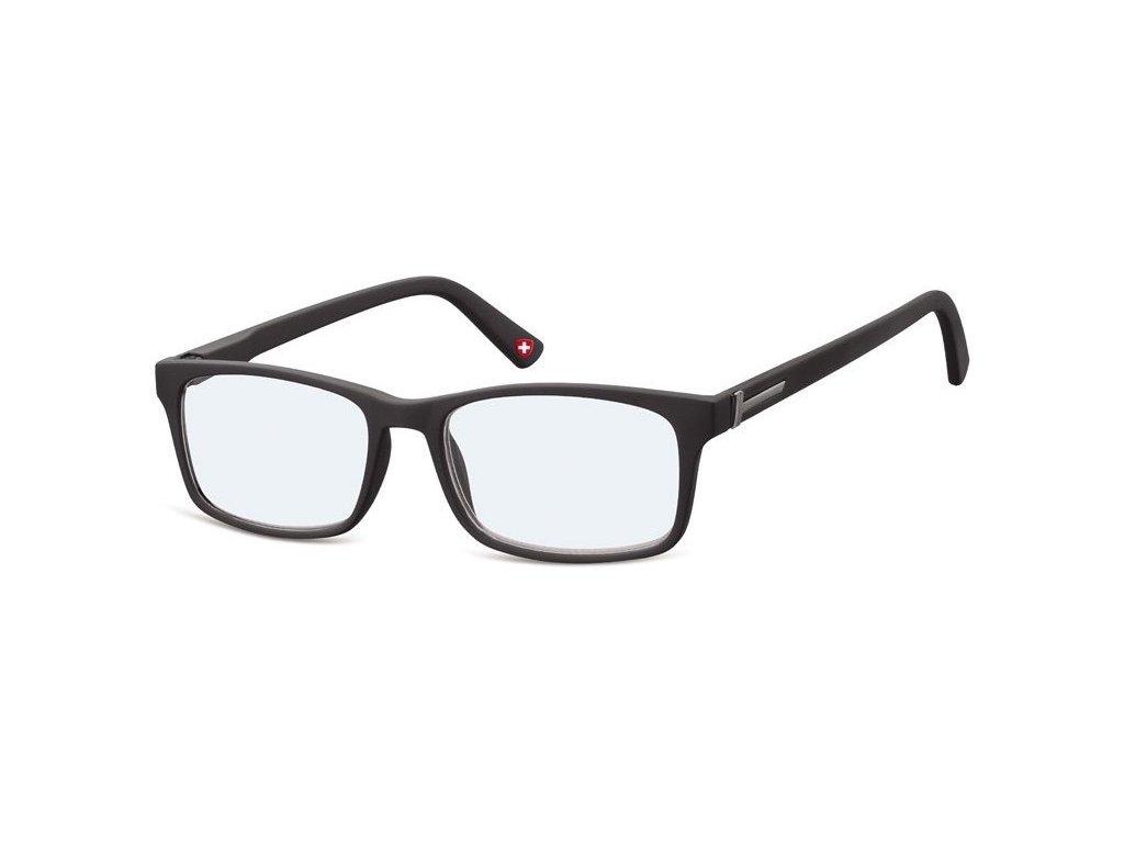 MONTANA EYEWEAR Brýle na počítač HBLF 73 bez dioptrií