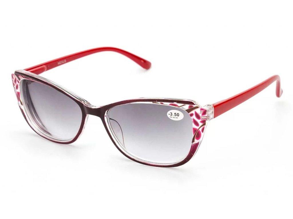 Dioptrické brýle NEXUS 19205/ -1,00 ZATMAVENÉ ČOČKY