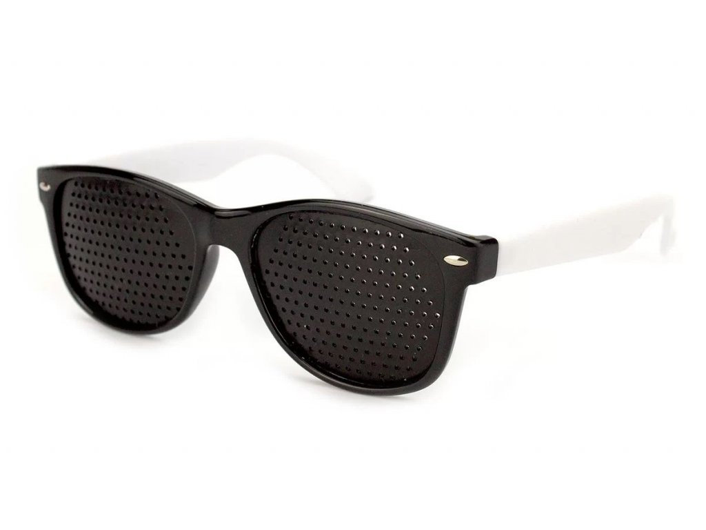 Ajurvédské brýle pro zlepšení zraku Vista 543-C22