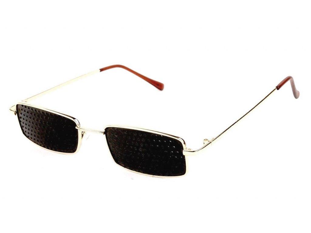 Ajurvédské brýle pro zlepšení zraku Veeton 9033