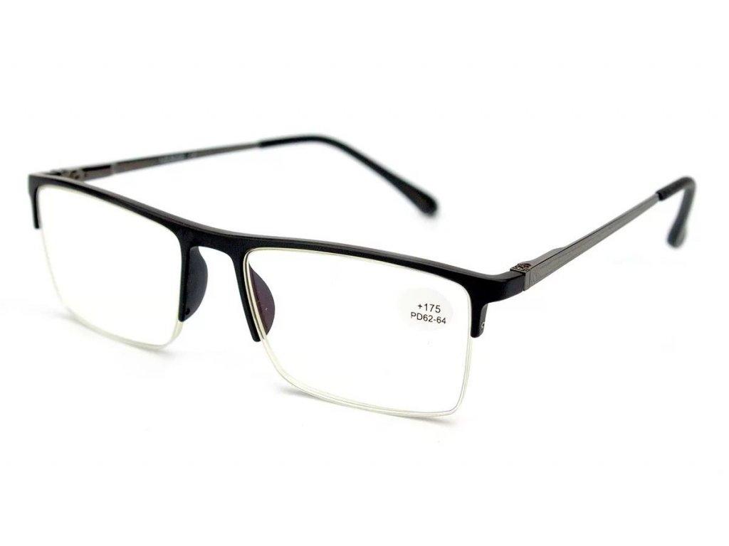 Dioptrické brýle na počítač 20113-C1 Blueblocker +1,25