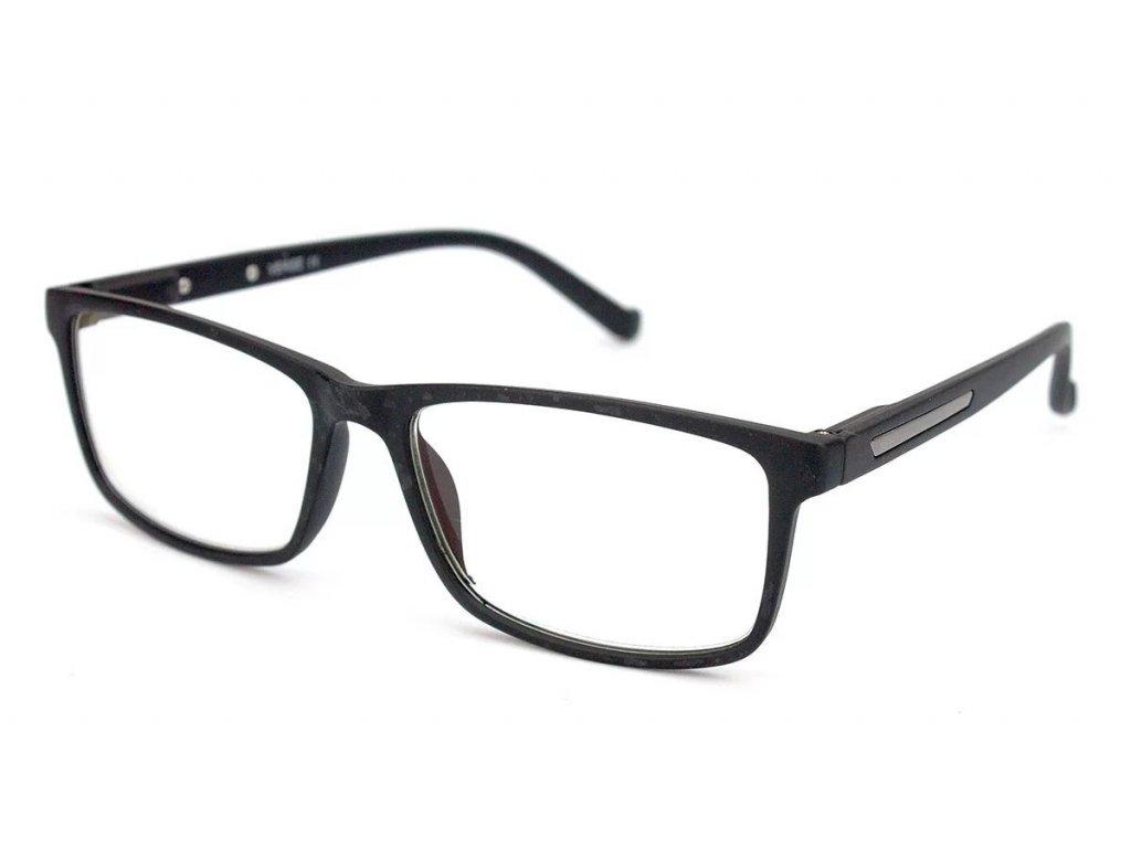 Dioptrické brýle na počítač 20169-C1 Blueblocker +1,25