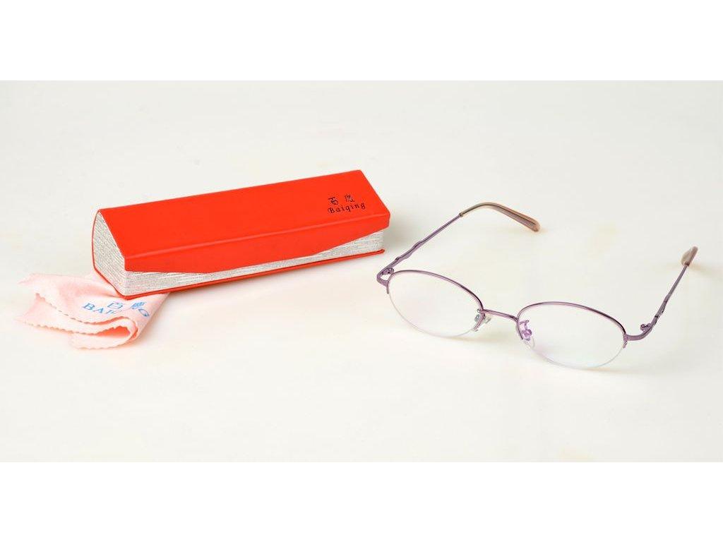Dioptrické brýle BAIGING 6607 +3,50