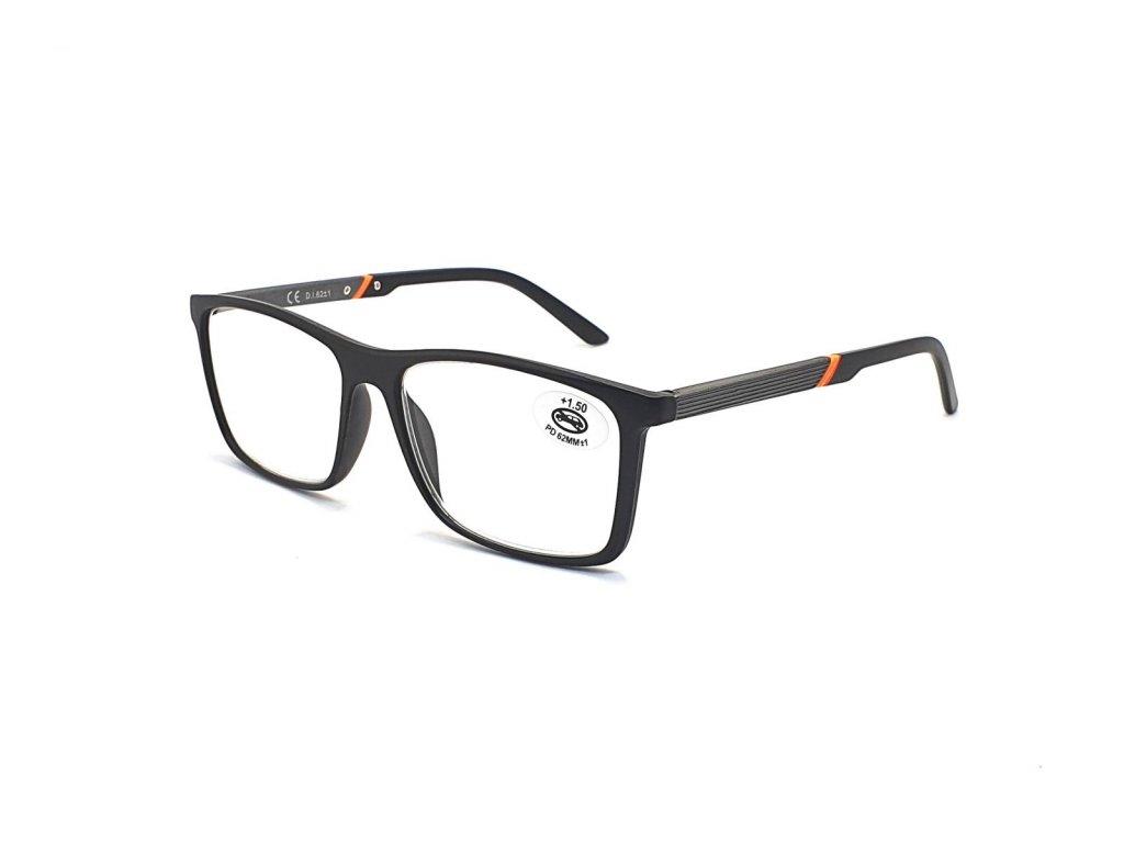 Dioptrické brýle SV2115B/ +2,00 s flexem