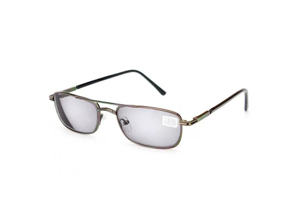 Samozabarvovací dioptrické brýle Veeton 8956 SKLO +2,00