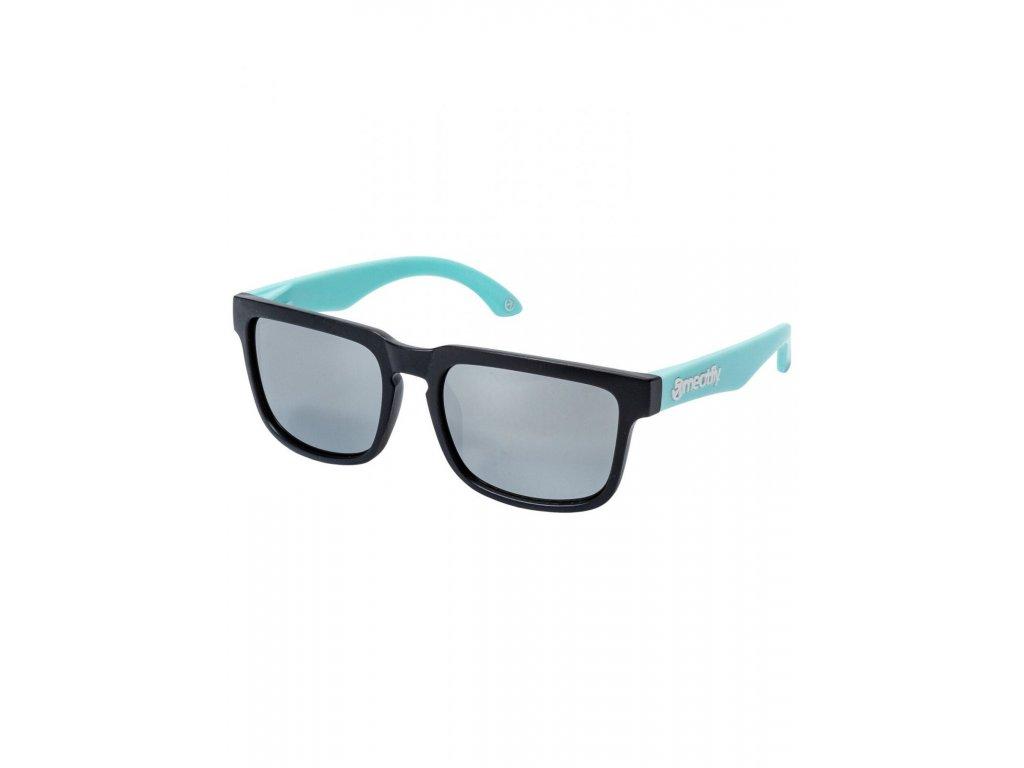 MEATFLY Sluneční brýle Meatfly Memphis, Mint/Black