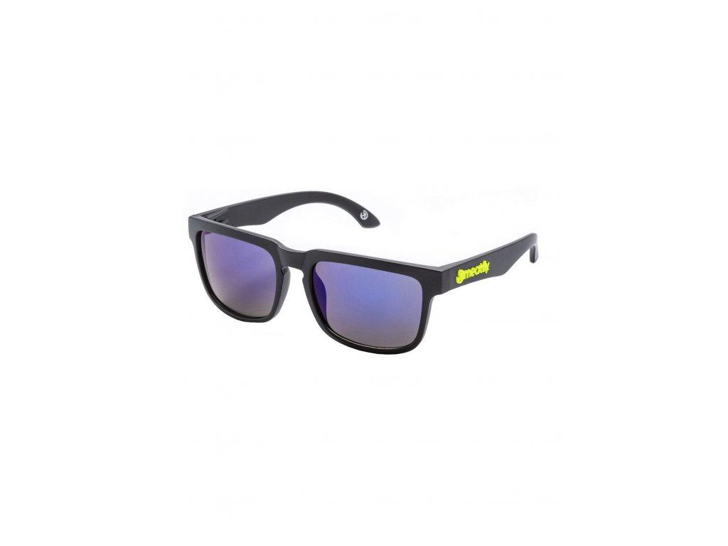 MEATFLY Sluneční brýle Meatfly Memphis, Black, Blue