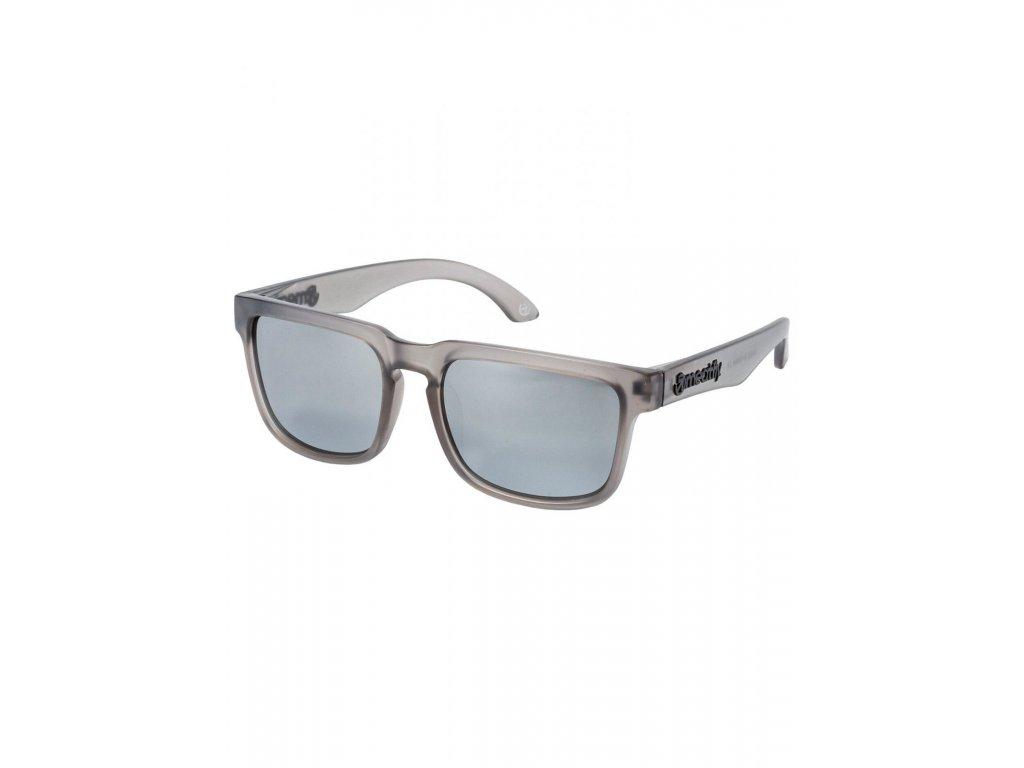 MEATFLY Sluneční brýle Meatfly Memphis, Matte Smoke