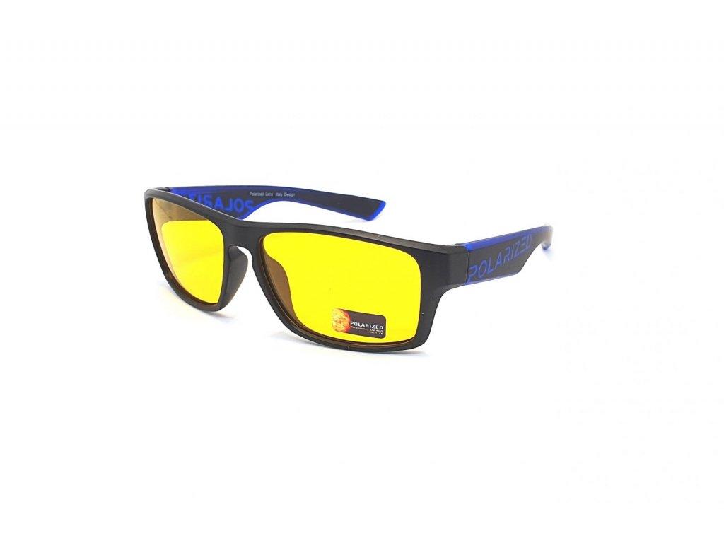 Polarizační brýle na noční vidění pro řidiče SGLPO2.148 CAT.1 blue