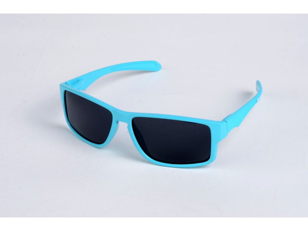 Polarizační DĚTSKÉ brýle světlomodrý P4486
