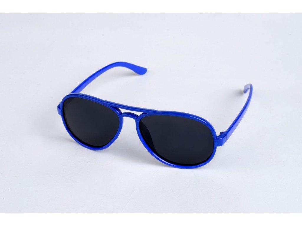 Polarizační DĚTSKÉ brýle modré P4489