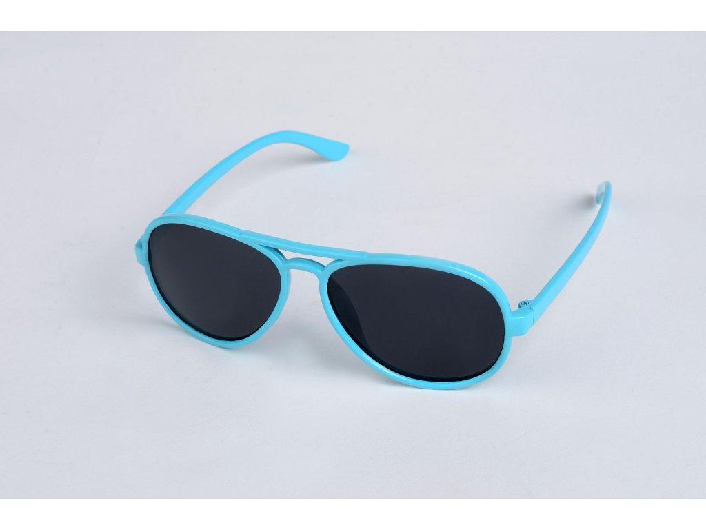 Polarizační DĚTSKÉ brýle světlomodrý P4489