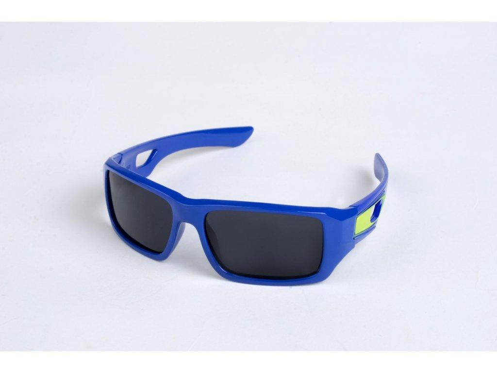 Polarizační DĚTSKÉ brýle modrý P4484